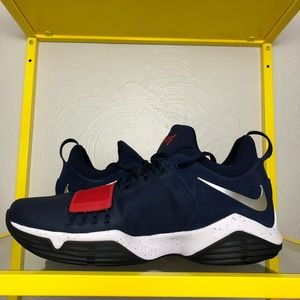 c7f0cbc64f8 Nike Shoes - Nike PG1 USA Olympics Navy Shoes Men s 11 - NEW